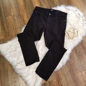 Other - H&M Slim Fit Black Pants Size 32